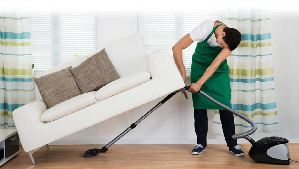 cleaning service administrations