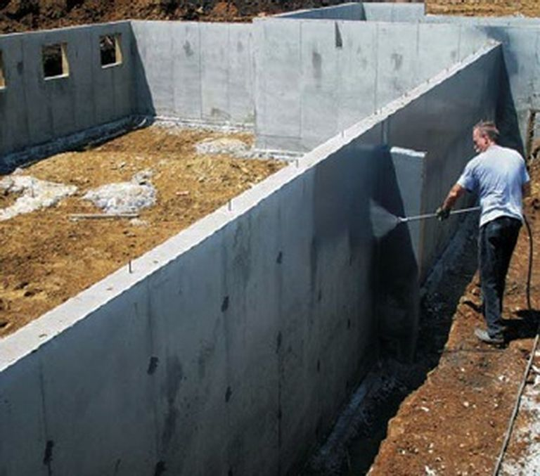 Wall Insulation With Membrane