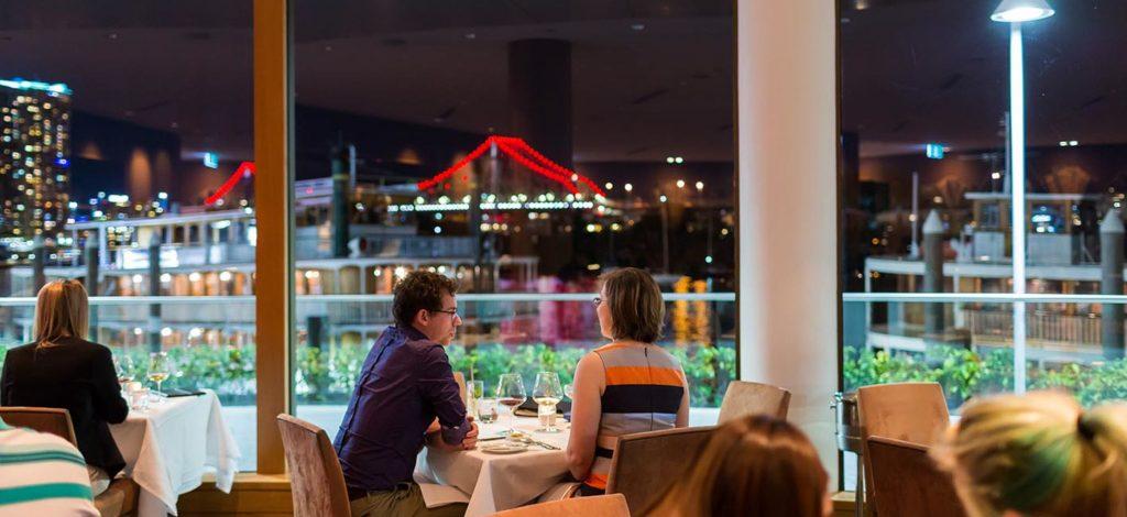 fancy restaurant brisbane
