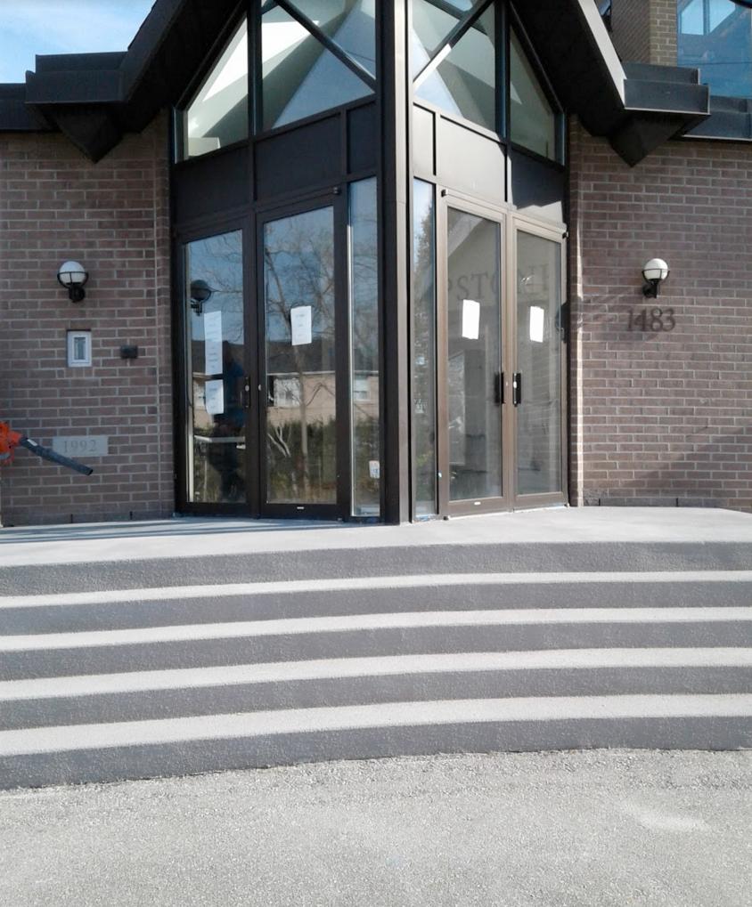 entrance repair services
